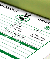 "Victory Pest Control ""NCR Pads"""